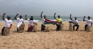 STEMi Makers Africa hosts Africa's largest World Oceans Day Celebration in 4 Coastal Countries