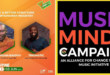 ALLIANCE FOR CHANGE IN GHANA MUSIC LAUNCHES THE MUSIC MINDS CAMPAIGN