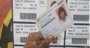 Ghana: Supreme Court orders EC to provide legal basis for refusing old voter IDs