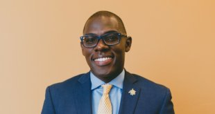 The first Ghanaian American congressional nominee