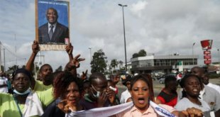 Ivory Coast: Gbagbo, Soro supporters file their candidacies for President