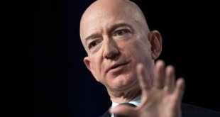 Jeff Bezos now worth a whopping $202 billion