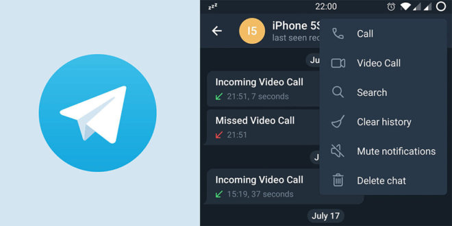 Telegram Gets Video Calling Feature in Beta Version: Report