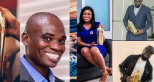 How Top Ghanaian Celebrities Received Fake UN-Kofi Annan Awards