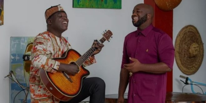 Guitarist Aka Blay & Rapper Trigmatic Drop Soulful Duet Titled 'Susanna'