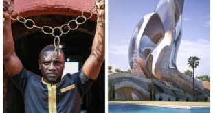 Akon's $6 billion futuristic pan-African city in Senegal to begin next year