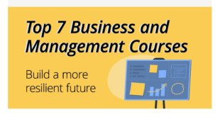 7 business and management courses for a more resilient future