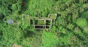 Fort St Batenstein: A Dutch slave fort where a Ghanaian king was beheaded