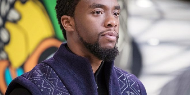 Touching photos from Chadwick Boseman's memorial attended by Black Panther stars, family