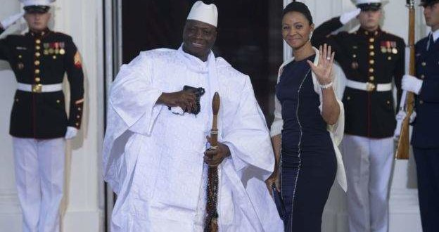 Gambia: Yahya Jammeh's wife Zineb hit with US sanctions