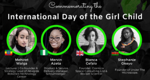 STEMi Makers Africa Hosts Kuongoza confab celebrating Int'l Girl Child Day