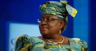 Ngozi Okonjo-Iweala is the first African and Woman WTO Director-General