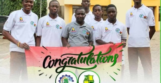 Ghana's Prempeh College wins 2020 Robofest World Championship