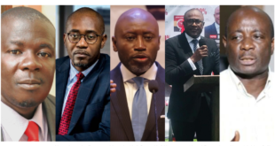 Odike, Marricke Gane, three others disqualified from Ghana's 2020 election