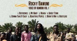 Rocky Dawuni Releases 'Voice of Bunbon Vol. 1' — A Cultural EP in October 2020