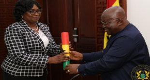 Cynthia Lamptey appointed Ghana's interim Special Prosecutor