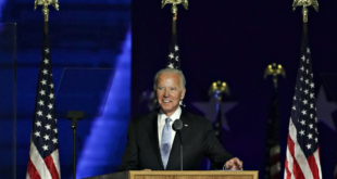 Biden Presses Ahead Toward Presidency as Trump Pursues Fight