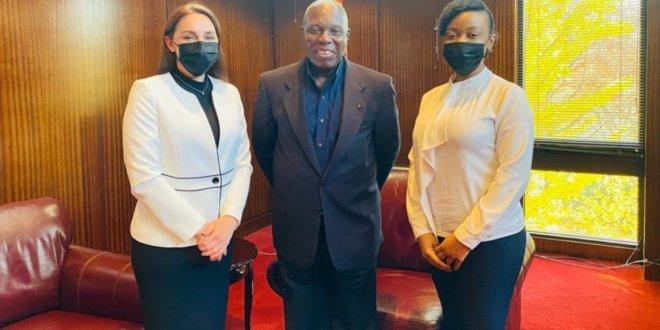 Ghana's Ambassador to U.S. Dr. Barfour Adjei-Barwuah on African Diaspora