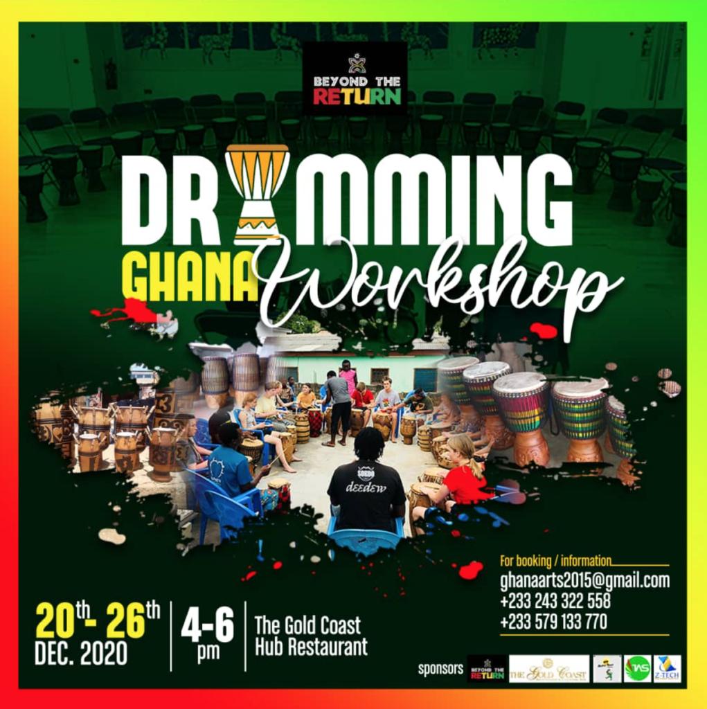 the event flyer courtesy visitGhana