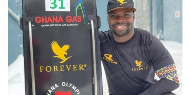 Pain or not, Akwasi Frimpong scores 2021 personal best — promises more