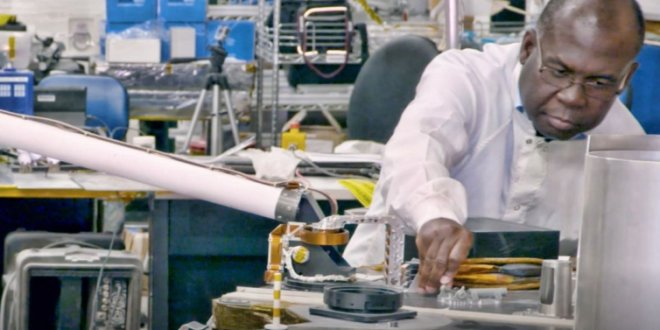 Meet the Ghanaian engineer behind NASA's robotic arm for Mars