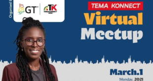 Tema Konnect meetups of GhanaThink now going virtual amidst COVID-19
