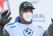 Akwasi Frimpong only one representing Africa at BMW/IBSF2021 Champs