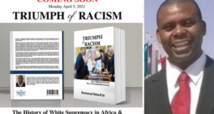 Book Review – Neba-Fuh's 'Triumph of Racism' plunges into a real shithole