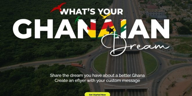Collating a collective #GhanaianDream one wish at a time for a better Ghana
