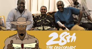 Help bring to live '28th The Crossroads', an animated African Story with global impact