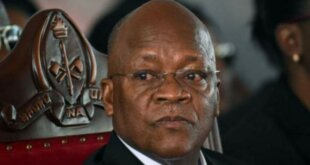 We saw him coming with the truth, and yet President Magafuli is now gone