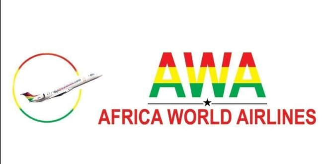 Africa World Airlines seeks to take over the Ghanaian Skies
