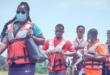 Heroes of COVID-19: GoldCoast Literacy Program Walks on Nzulezu water