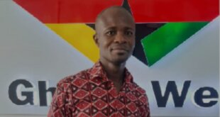 Eric Vlidzo of AfricaWeb is recognized as Vlisco brand influencer