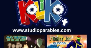 PARABLES STUDIOS Presents KOLIKO+ — A Home For Family Friendly Ghanaian Animated Content