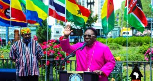 New York-based Ghanaian Bishop honored by city of Brooklyn