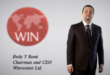 When it comes to finance and trade Winvestnet CEO Reda Rami sees Africa