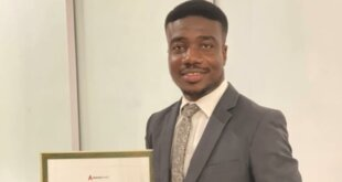 Edward Asare makes list of top 50 Ghanaian bloggers in 2021