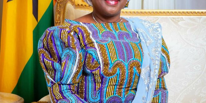 H.E. Hajia Alima Mahama is first female Ambassador of Ghana to the United States