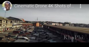 KhoPhi innovates ways to make Africa's drone stock market more lucrative