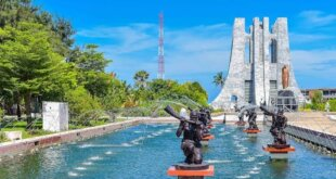 List of  Top 10 tourist sites in Ghana