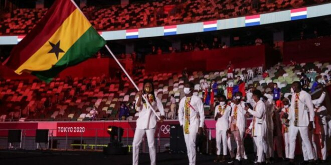 Tokyo Olympics: 2020 Games begin as Naomi Osaka lights Olympic flame at Opening Ceremony