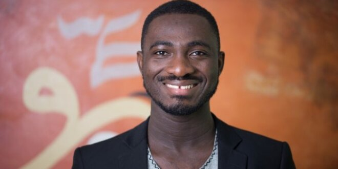 Isaac Sesi: Ghanaian Engineer Featured In 50 Next's Inaugural Class