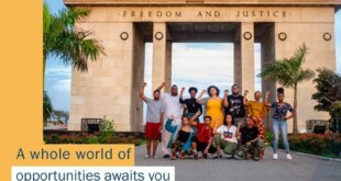 Study Abroad in Ghana with Webster and Earn American Academic Credit