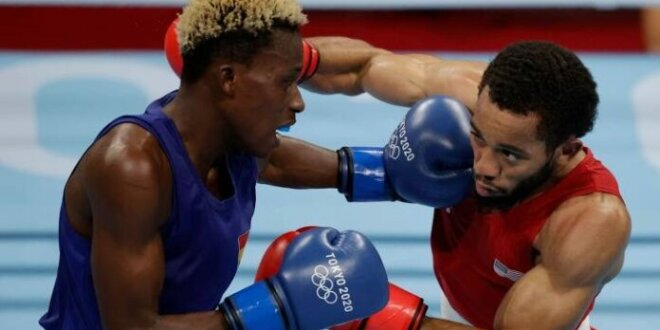 Tokyo 2020: Samuel Takyi wins bronze for Ghana after losing semi-final fight