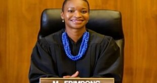 President Biden nominates Ewusi-Mensah Frimpong as California judge