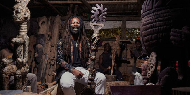 Rocky Dawuni Delves Into His Highlife Music Roots in New Video!